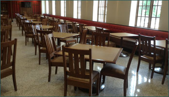 Carson Gulley Dining Commons - University of Wisconsin